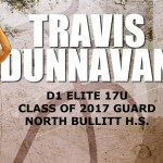 TRAVIS DUNNAVAN – 2017 GUARD D1 Elite AAU