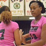 Kentucky State Volleyball loses 3-1 to Campbellsville University in Dig Pink Match