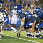 Kentucky Football's Jon Toth Accepts Reese's Senior Bowl Invitation
