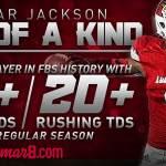 Heisman Hopeful – Louisville's Lamar Jackson