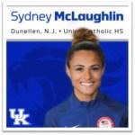 UK Track & Field's Sydney McLaughlin Named National Athlete of the Week