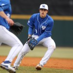 UK Baseball's Evan White Tabbed Coaches Preseason All-SEC
