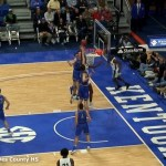 Chris Vogt – 2017 CENTER Graves County HS in 2017 Sweet 16