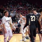 Russellville vs Bowling Green [GAME] – HS Basketball 4th Region Tournament 2017