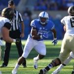 Kentucky Football's Courtney Love Named to Lott Trophy Watch List