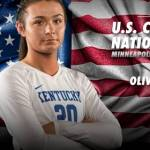 UK Volleyball's Dailey to Participate in U.S. Collegiate National Team-Minneapolis