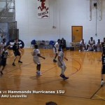 Arsenal Hoops vs Hammonds Hurricanes 15U – And 1 DTG AAU Louisville