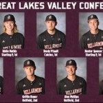 Seven Bellarmine Baseball Athletes honored with All-GLVC accolades