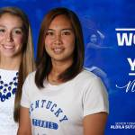 UK's Danielle Galyer & Aldila Sutjiadi Named NCAA Woman of the Year Nominees