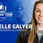 UK Swim & Dive's Danielle Galyer Tabbed First Team Academic All-America for 2nd Straight Yr