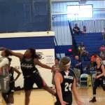 Kentucky Ballers vs Thunder (GIRLS) [GAME] – AAU Basketball 2017 DSP War On the Floor