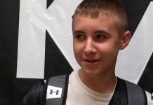 Ohio County Middle School basketball-