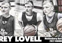 Muhlenberg North Middle School basketball