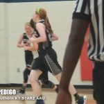 Bailey Pedigo – 2019 GUARD Southern Kentucky STARZ AAU