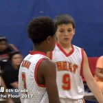 DSP Heat AAU 6th Grade Basketball – 2017 DSP War On the Floor