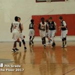 DSP Heat AAU 7th Grade – 2017 DSP War On the Floor