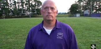 Caverna Middle School Colonels Football 2017