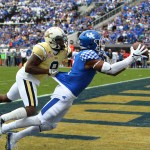 UK Football's Dorian Baker Out 'Significant Time' with Ankle Injury