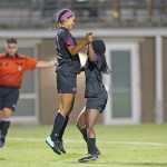 Foster's Golden Goal Lifts EKU Soccer To Dramtic Win at IUPUI