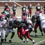 EKU Preseason Football Camp: Practice 10, LINEBACKERS