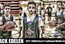 Barret Traditional Middle School Basketball