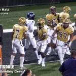 Vito Tisdale – Bowling Green HS 2017 Football Season Opener