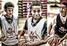 DSP Heat AAU basketball