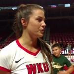 WKU Volleyball's Cavanaugh, Listenbee Earn All-Tournament Team Honors As WKU Sweeps Saint Louis