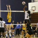 Kentucky State Volleyball Splits Doubleheader on Day One of KWC Tournament