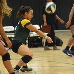 Kentucky State Volleyball Falls in Both Matches of Lewis University Tri Match