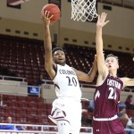Dishman, Boyd Lead 2nd Half Surge, As White Cruises Past Maroon, 63-49