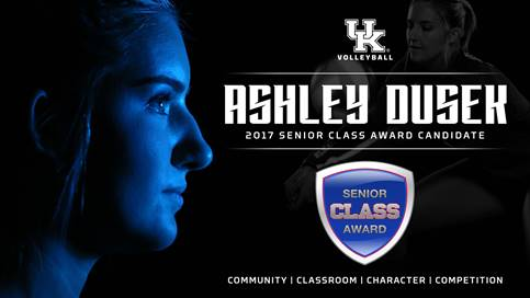 University of Kentucky Volleyball 2017