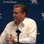 UK MBB Coach Calipari on FBI Investigation into Corruption in College Basketball
