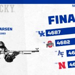 No. 5 UK Rifle Sweeps Top-10 Opponents to End Fall