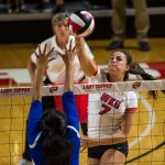 WKU Volleyball's Cavanaugh Named C-USA Player of the Yr; Lucas Tabbed Setter of the Year
