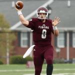 Hunter Brown rewrites the Campbellsville Univ Football record books to cap off his collegiate career