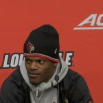 UofL Football's Lamar Jackson Named the ACC Back of the Week