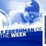 UK Swim & Dive's Bonnett Wins Second SEC Freshman of the Week Award
