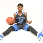 Darien Lewis – 2022 Newburg MS Basketball 2017-18