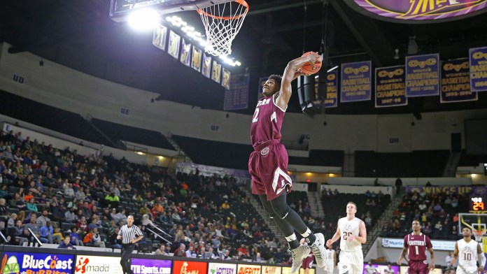 Eastern Kentucky University mens basketball 2017-18