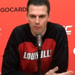 Padgett Will Not Continue as Louisville Mens Basketball's Head Coach