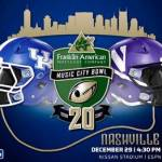 Kentucky Football Accepts Bid to Franklin American Mortgage Music City Bowl