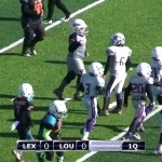 Beast of 64 East Lex vs the Ville [GAME] –  8U All-Stars Youth Football 2017