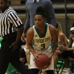 Downing's Big Fourth Quarter Pushes Kentucky State WBB Past Benedict, 58-53