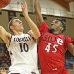 Late Rally Attempt Comes Up short For EKU MBB In Loss To Visiting SIUE