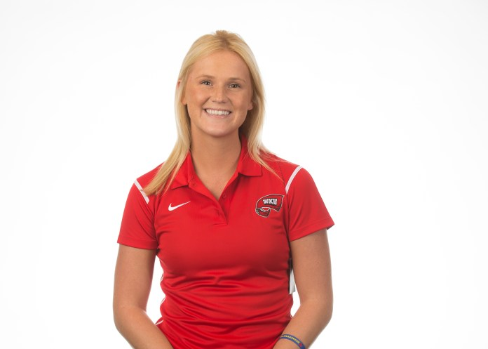 Western Kentucky University Track & Field Morgan McIntyre
