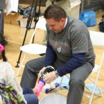 EKU Baseball Helps Provide New Shoes For Local Children on MLK Day