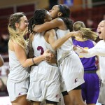 Hayes' Basket At Buzzer Sends EKU WBB To Win Over Tennessee Tech