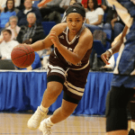 Madison Faulkner's career night leads No. 3 Campbellsville WBB past No. 8 Lindsey Wilson, 68-63