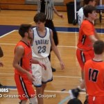 Logan Majors – 2019 GUARD Logan County HS vs Central Hardin